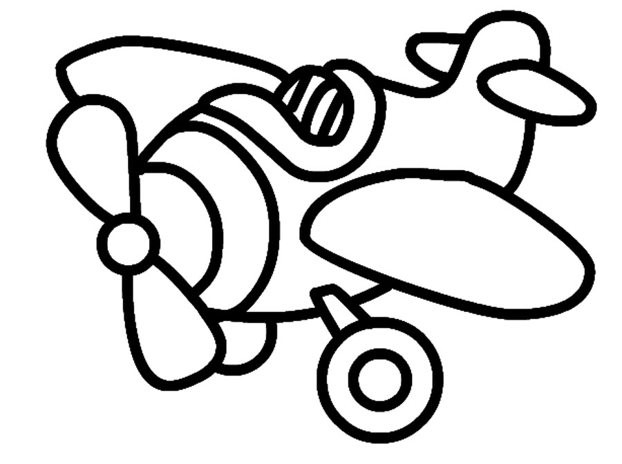 cessna coloring coloring pages